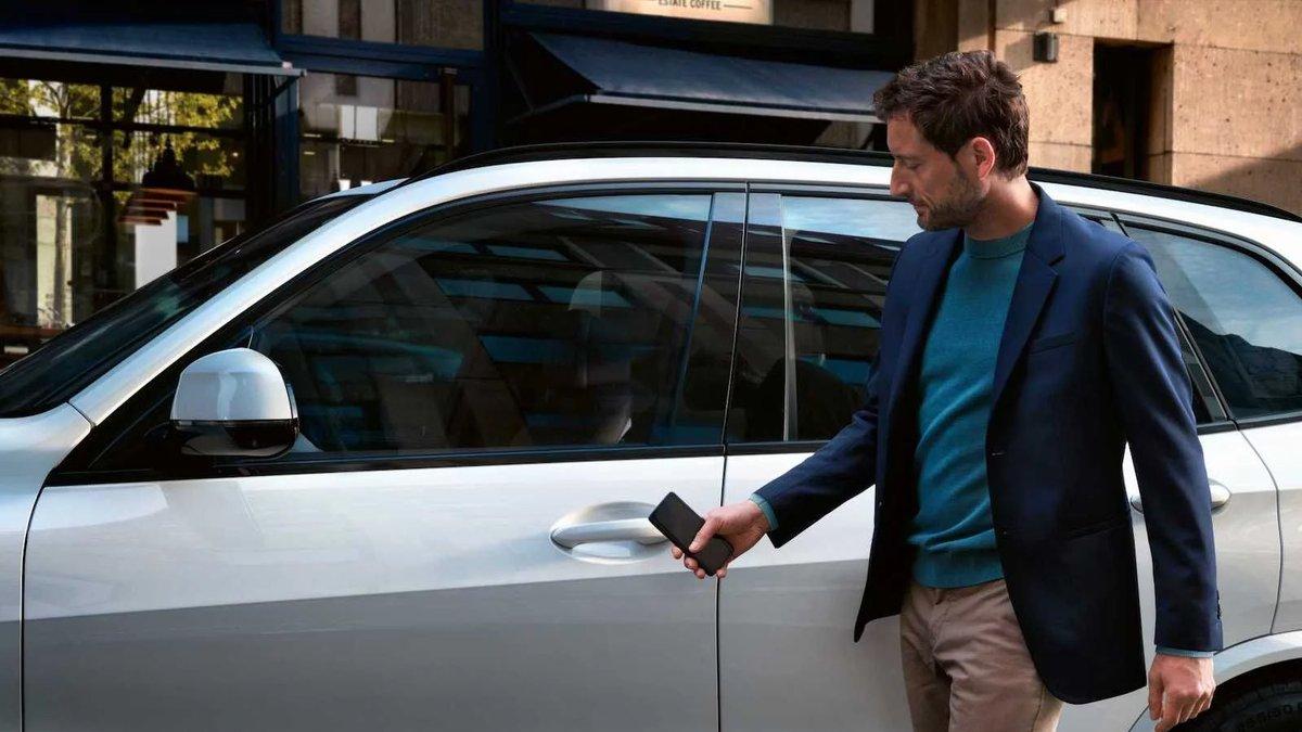 В новой iOS 13.4 появилась возможность передавать NFC-ключи для авто через iMessage