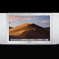 Список обновлений MacOS для Apple MacBook