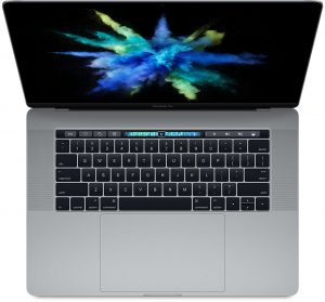 Apple MacBook Pro 15 Retina TouchBar Mid 2017