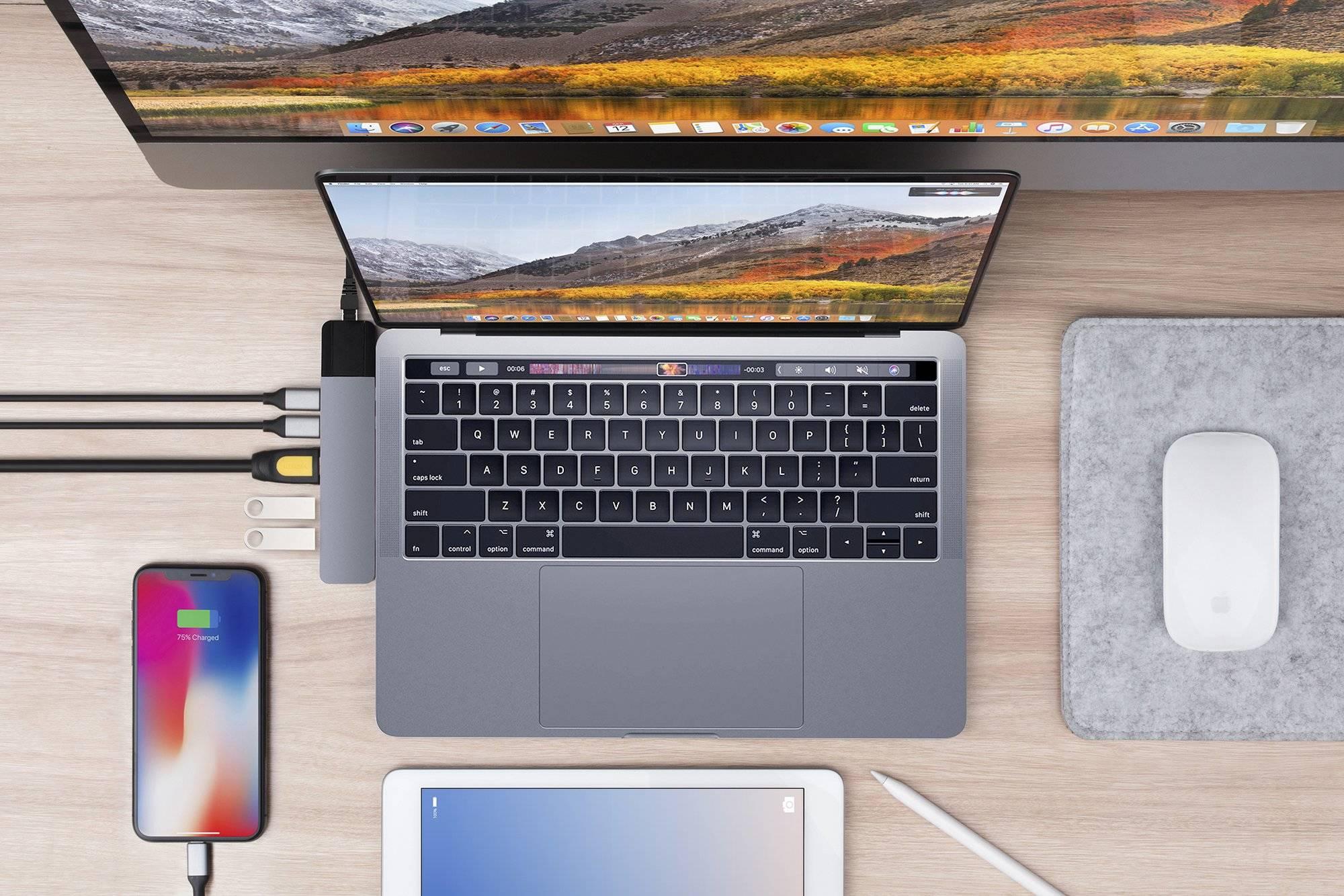 Основные сведения о MacBook Air